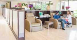 Cambios En Las Salas Para Terapia De Infusión Del Siglo XXI