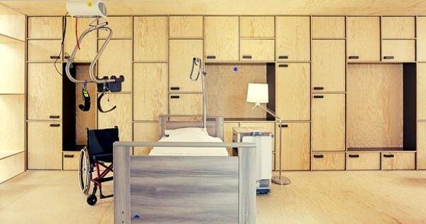Construcción de Áreas Hospitalarias Móviles Prefabricadas
