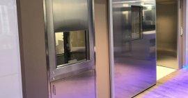 Especificaciones de la Puerta Hermética Corrediza Automática con Protección para Rayos X