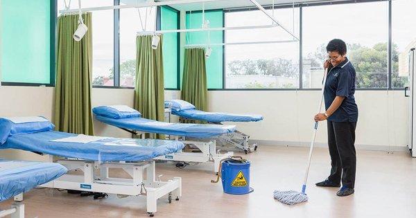 Estrategias efectivas para la limpieza de un hospital
