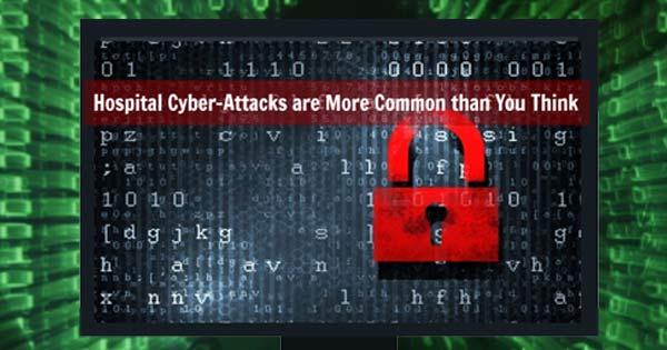 Hospitales Bajo Ataque Cibernético