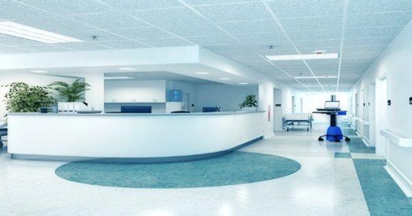 Iluminación hospitalaria diseñando la iluminación de un hospital