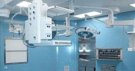 Innovación en las columnas suspendidas para quirófanos