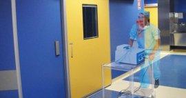Lo que debes saber sobre la Puerta Corrediza Manual con Protección para Rayos X