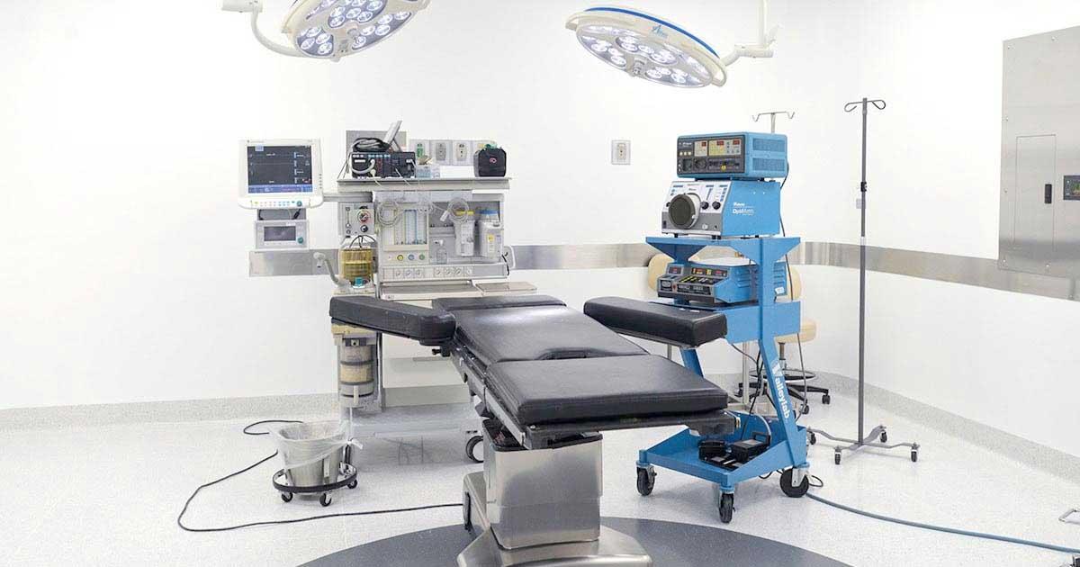 Los problemas más comunes con mesas de salas de cirugía