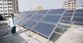 Paneles Solares En Instalaciones Sanitarias ¡Nueva Solución Energética!