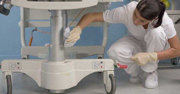 Recomendaciones para la limpieza de una Sala de Cirugía