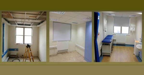 Remodelación De Hospitales Antiguos