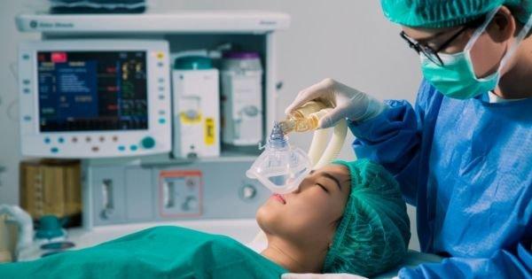 Sistema de suministro de gases de anestesia