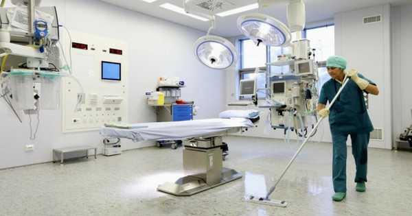 Trucos Para Mejorar La Limpieza En Salas De Operaciones