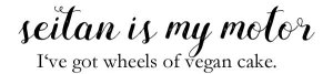 seitan is my motor | vegan food blog