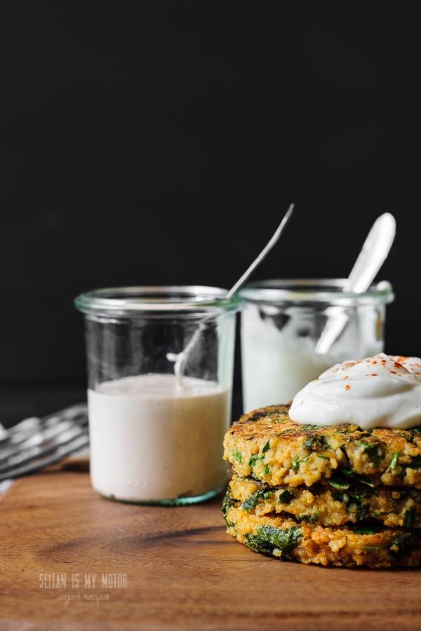 vegan mayonnaise - three ingredients