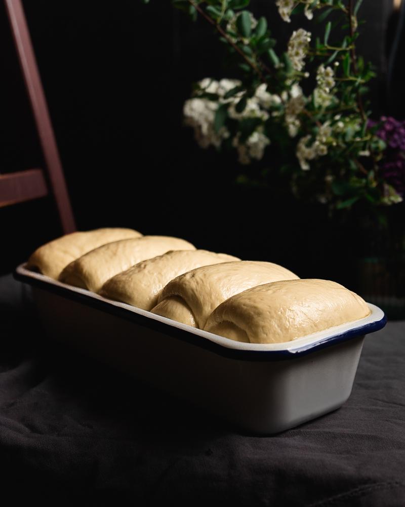Vegan Milk Bread by @seitanismymotor.com