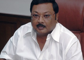 The Union Minister of Chemicals and Fertilizers, Shri M.K. Alagiri briefing the media on '100 days agenda' of the Ministry, in New Delhi on June 26, 2009.