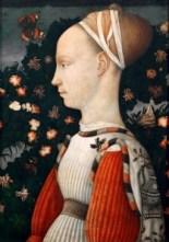 Pisanello Margherita Gonzaga d'Este