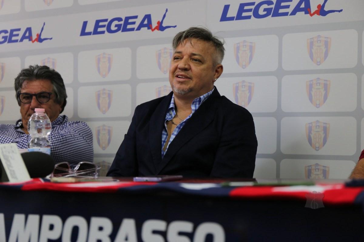 """Campobasso Calcio, Marco De Lucia nuovo Presidente: """"Voglio realizzare un sogno, subito..."""""""