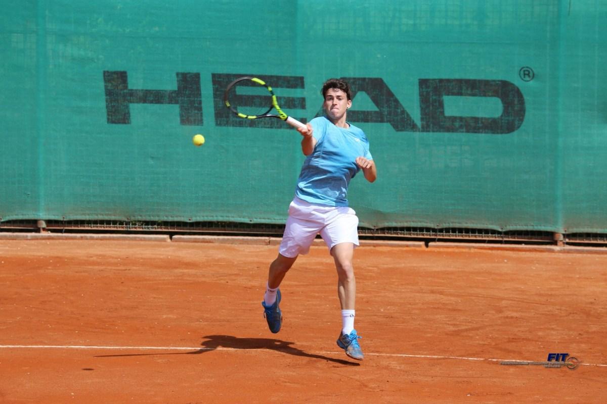 Tennis, Alessandro Ceppellini e Natasha Piludu oro nei singolari (GALLERY)
