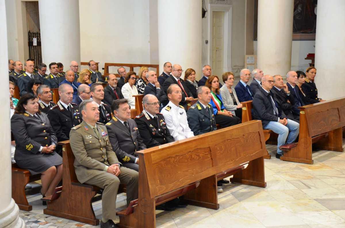 San Matteo, la Guardia di Finanza celebra il santo patrono