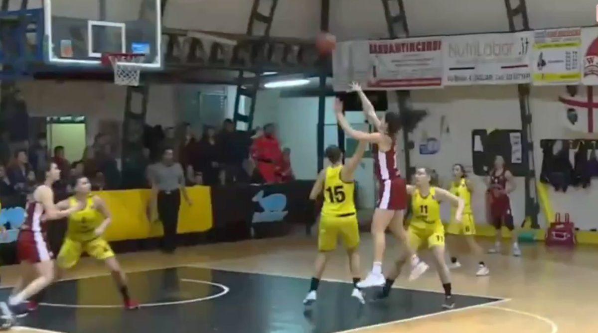 Basket A2 - Il buzzer beater di Emy Bove regala l'undicesima vittoria di fila per la Magnolia. Ciavarella ne fa 33! Mercoledì il recupero a Civitanova Marche