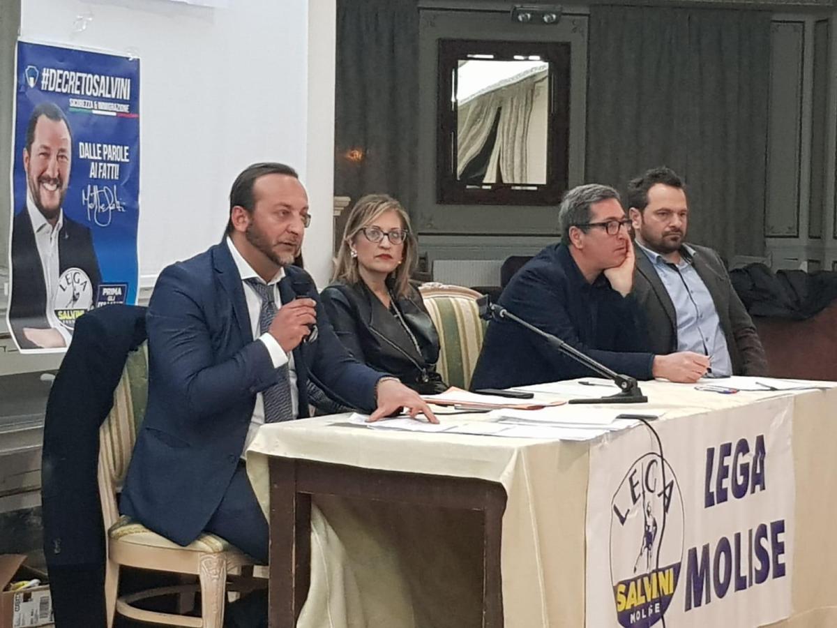 «Niente cambi di casacca in lista», Alessandro Pascale scalda i motori della Lega