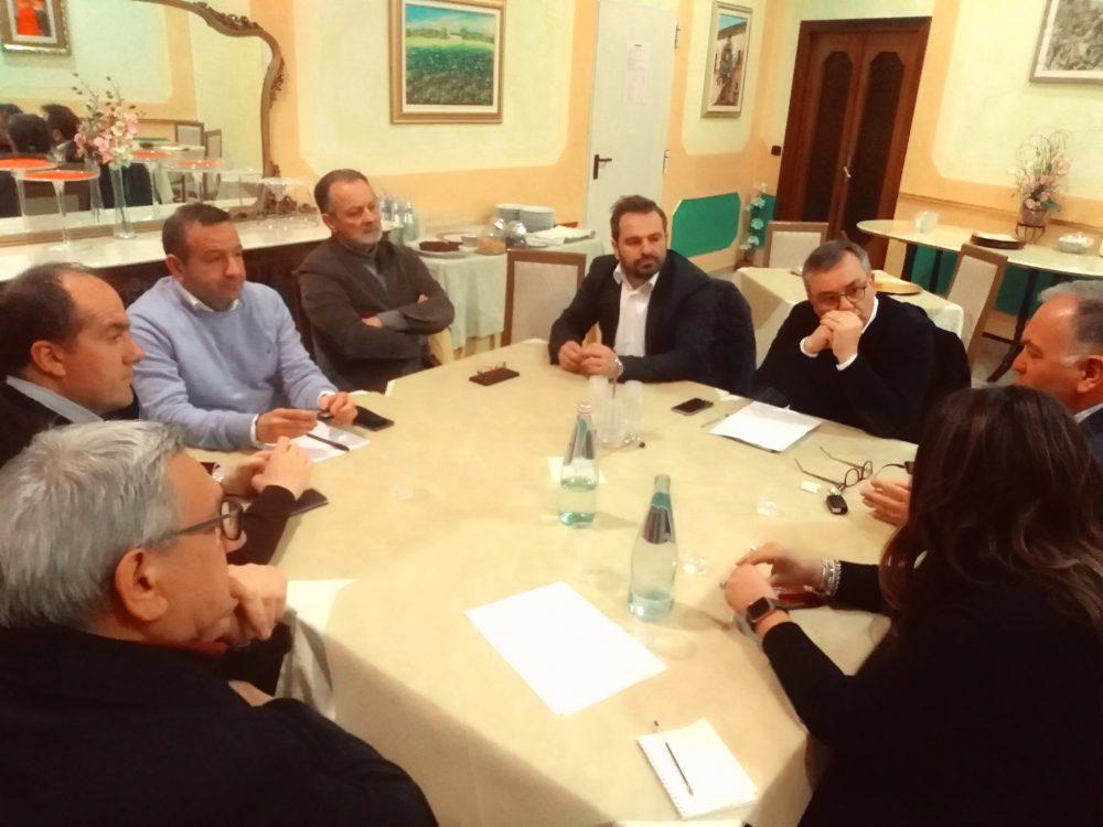 Centrodestra in riunione per scegliere il candidato sindaco alle prossime elezioni comunali