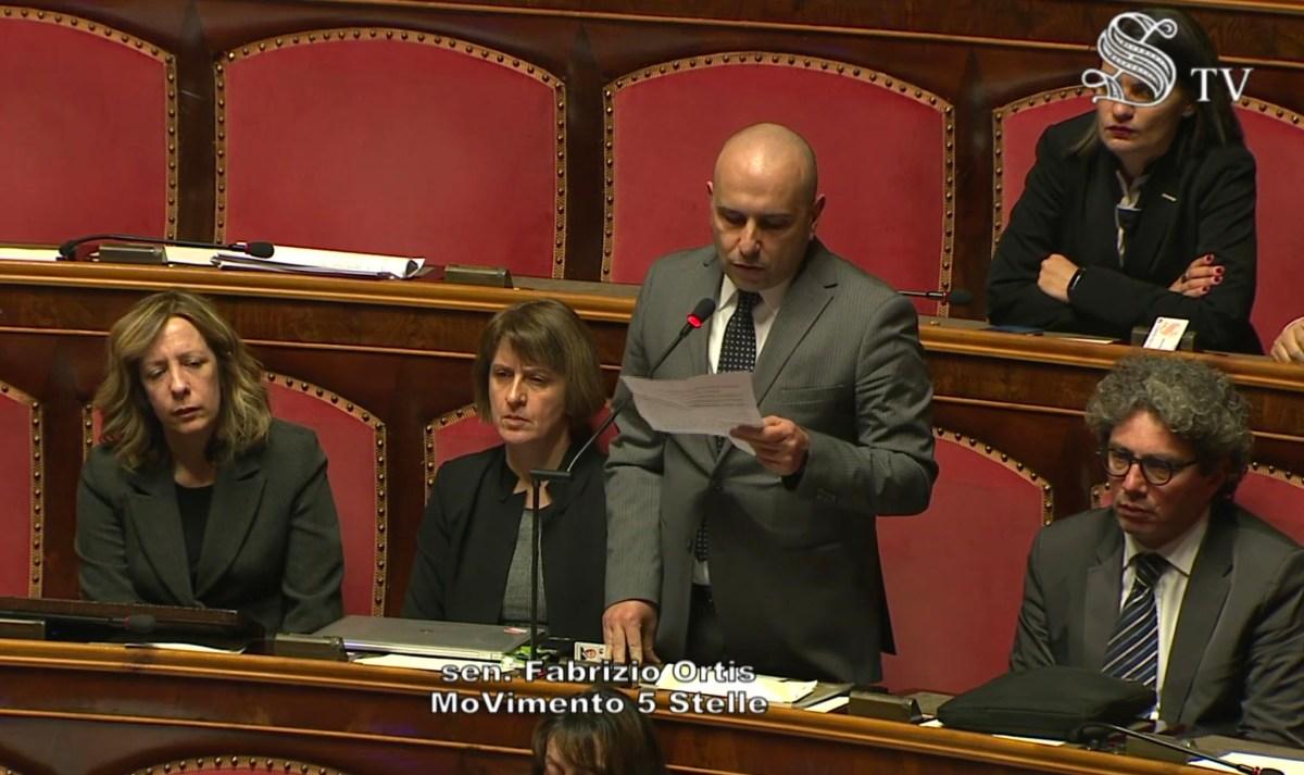 Troppe irregolarità nella procedura concorsuale, il senatore Ortis interpella i ministri Bongiorno e Salvini