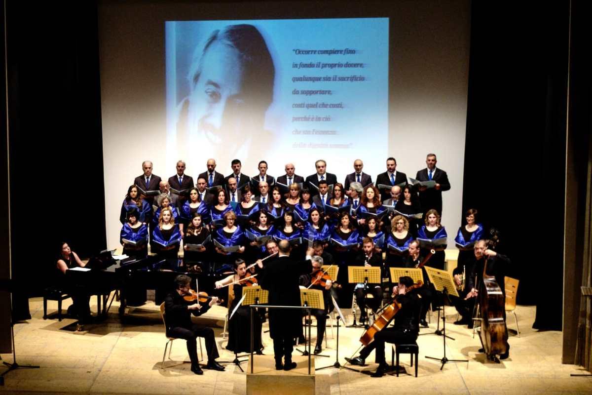 Talenti e Artisti Molisani per non dimenticare il sacrificio del giudice Giovanni Falcone