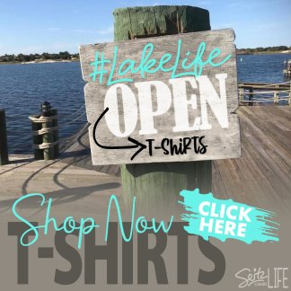 #LakeLife T-Shirts