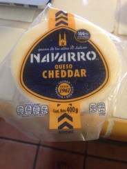 cheese packaged in plastic