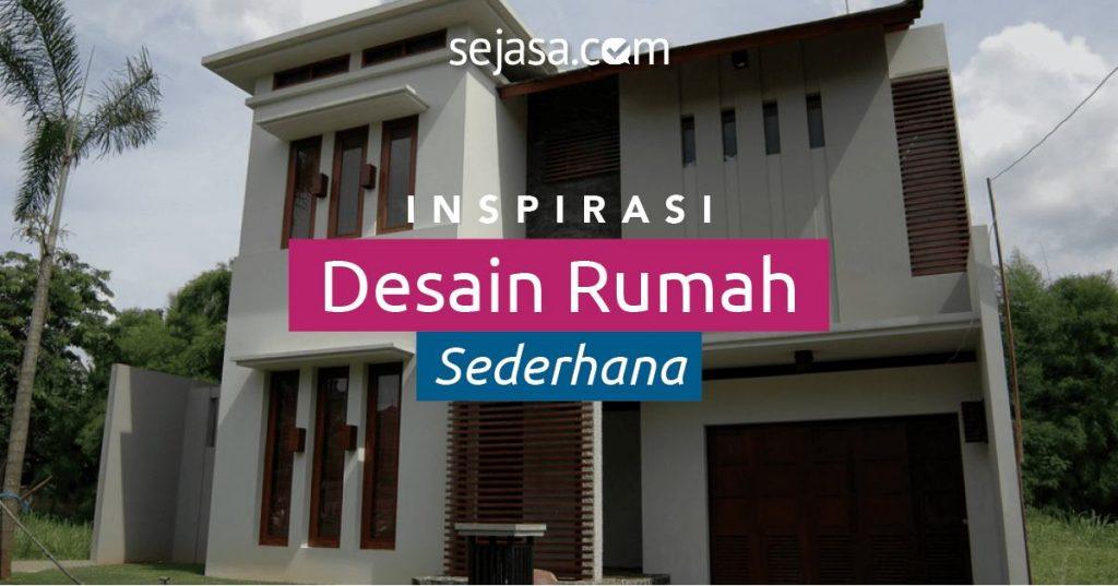 20 Inspirasi Model Desain Rumah Sederhana Untuk Keluarga Happy Living