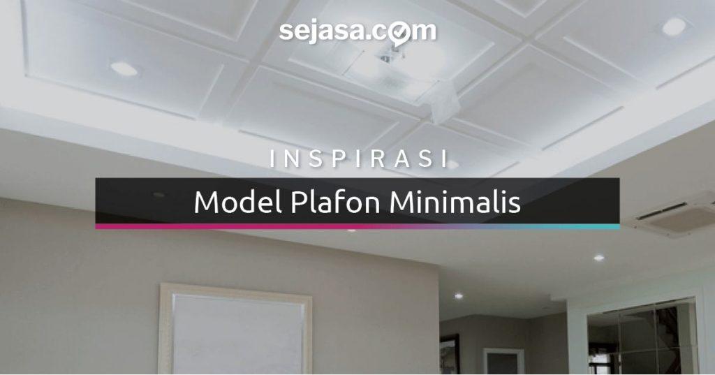 25 Model Plafon Minimalis Dengan Desain Unik Dan Berbeda Happy Living