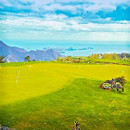 Voyage séjour golf Madère Portugal