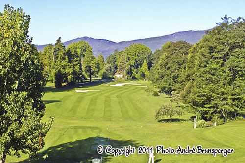 Voyage séjour golf à Mondariz Galice Espagne