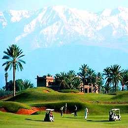 Voyage séjour golf Marrakeck MAroc