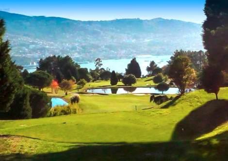 Voyage séjour golf à Ria de Vigo Galice Espagne