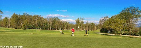 Voyage séjour golf des Bouleaux à Wittelsheim