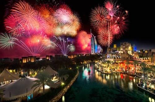 Nouvel An Dubai Les Meilleurs Spots Pour Le Feu Dartifice