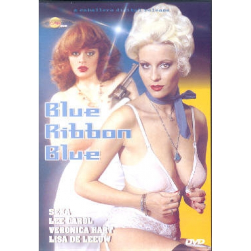 Blue Ribbon Blue DVD Cover