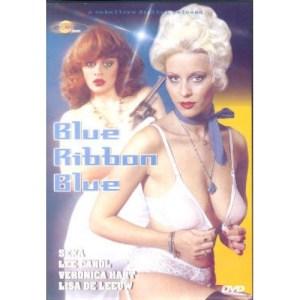 Blue Ribbon Blue DVD Cover