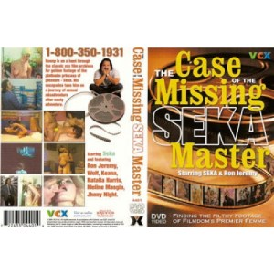 The Case of the Missing Seka DVD Cover