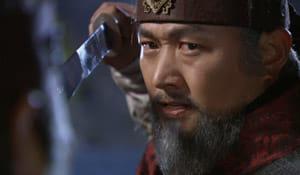 三韓を飲み込もうとする唐に立ち向かうユシン