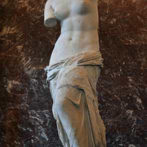ミロのヴィーナス ギリシア世界