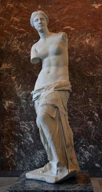 ヘレニズム文化 ミロのヴィーナス ギリシア世界