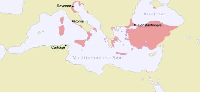 東ローマ帝国 東ヨーロッパ世界の成立