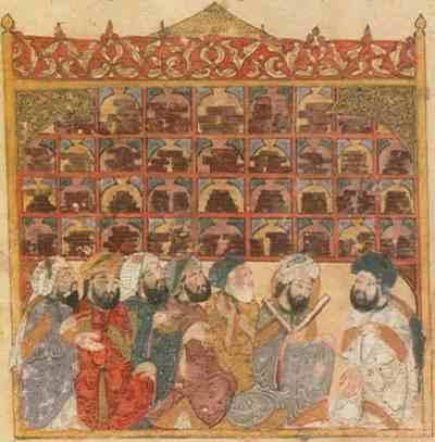 学問の発達 18.アフリカのイスラーム化とイスラーム文明の発展