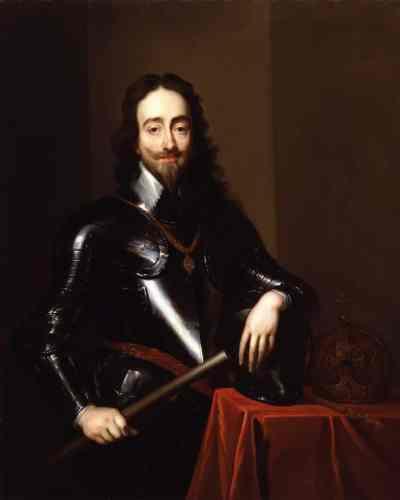チャールズ1世(イングランド王)