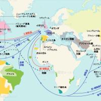アジアの通商圏とポルトガルの進出