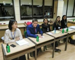 Algunos de nuestros alumnos participaron en la III Liga de Debate CICAE en Madrid
