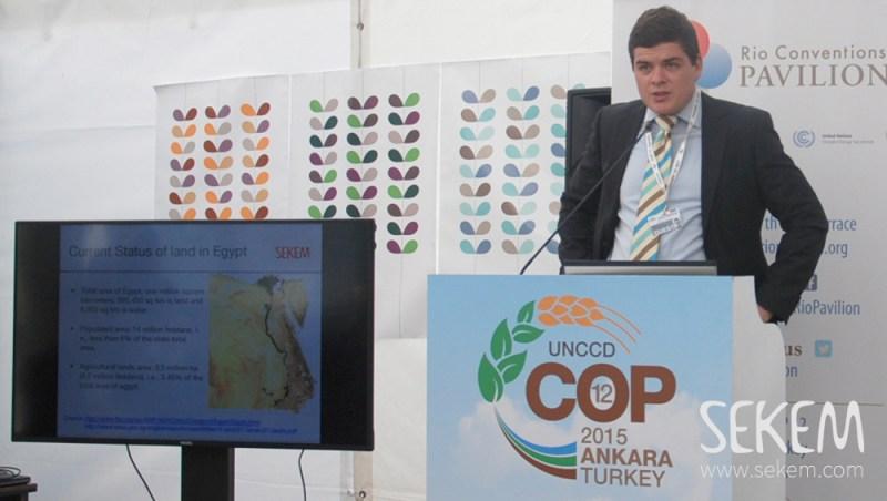 Maximilian Abouleish SEKEM COP 12