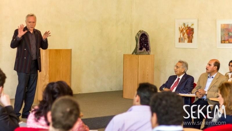 Social Innovation Day SEKEM Ronnie Lessem